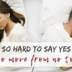Reasons why married couples are no longer having sex in their marriage
